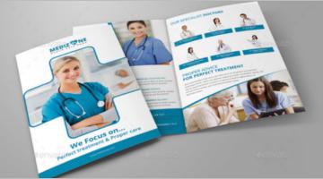Hospital Brochure Templates