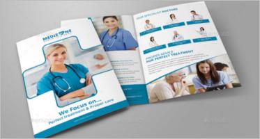 Hospital Brochure Design Templates Free PDF Samples Examples - Healthcare brochure templates