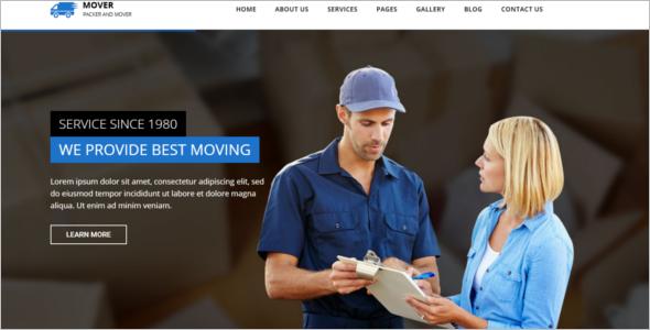 IT Services Company WordPress Theme