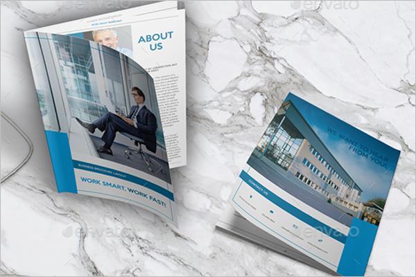 InDesign Digital Brochure Template
