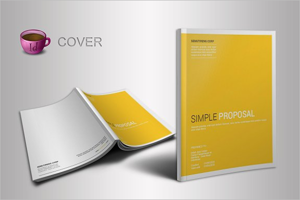 Indesign Job Brochure Template