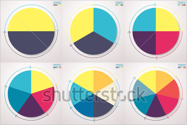 Infographic Pie Chart Template