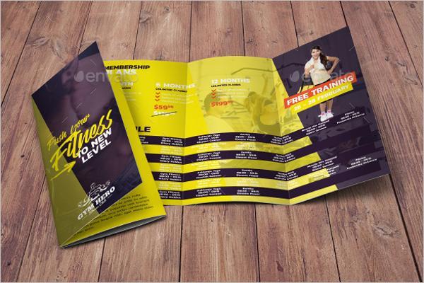 20 Digital Brochure Templates Free Word Examples Designs