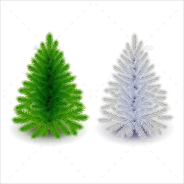 Isolated Christmas Tree Ideas