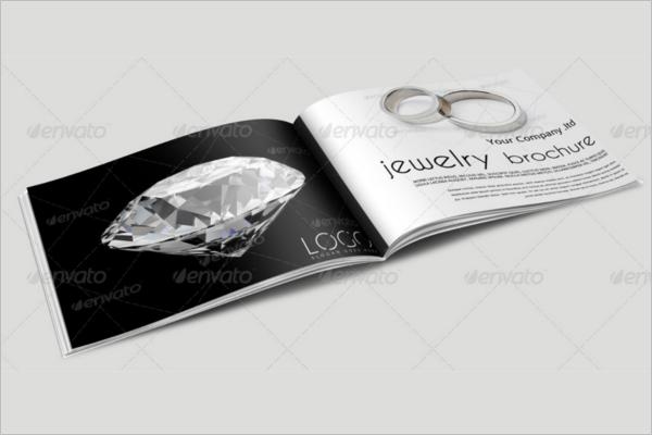 Jewelry Brochure Set
