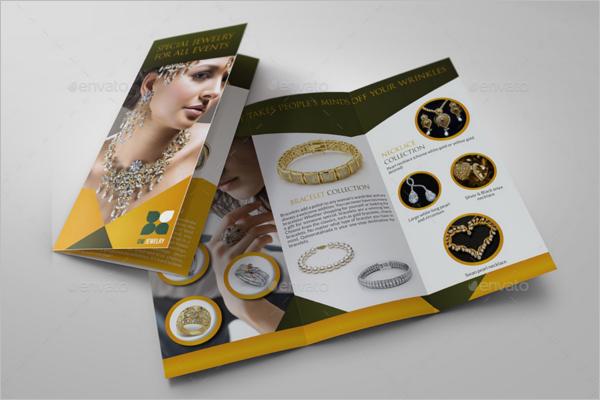 Jewelry Brochure Template
