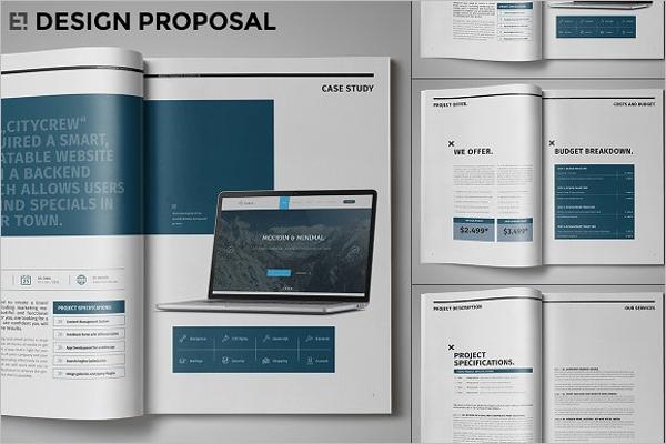 Job Brochure Examples