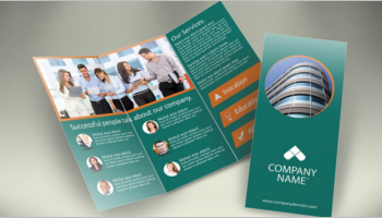 Job Brochure Templates