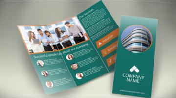 Job Brochure Templates