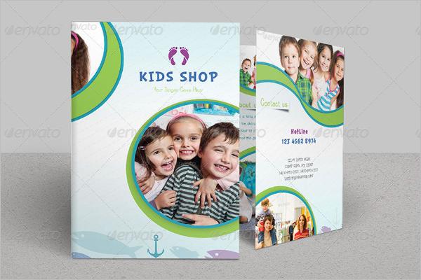 Kids Bi-Fold Brochure
