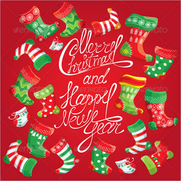 Kids Christmas Stocking Idea