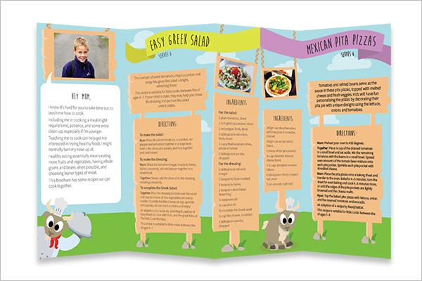 kids brochure template - 20 kids brochure templates free printable sample designs