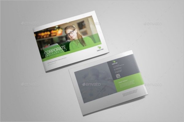 Large Format Brochure Template