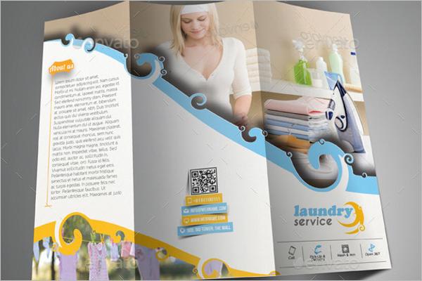 Laundry Company Brochure