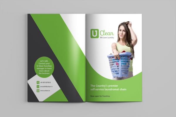 Laundry Essentials Brochure