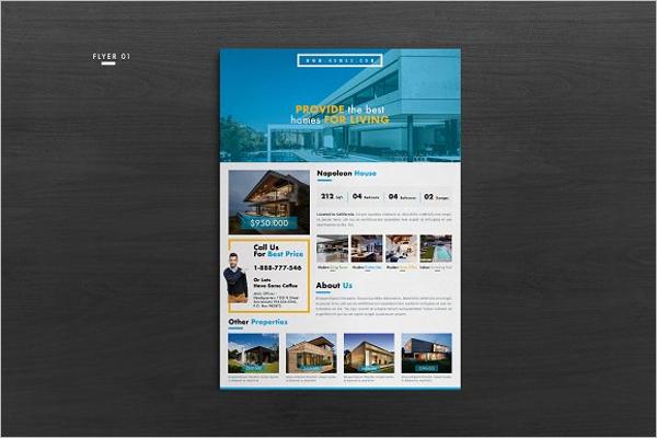 LibreOffice Flyer Template