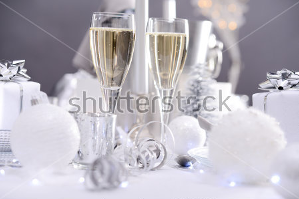 Luxury Christmas Eve Party Ideas