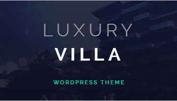 Luxury WordPress Themes