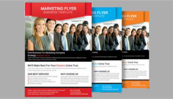 Marketing Flyer Templates