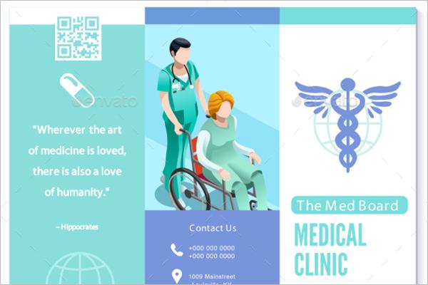 Medical Brochure For Patient