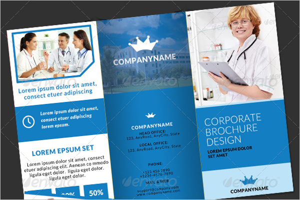 35 hospital brochure design templates free pdf samples examples