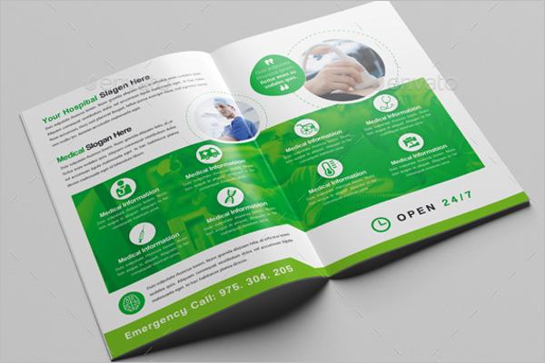 Medical Brochure Templates Free PDF Examples Designs Ideas - Medical brochure templates