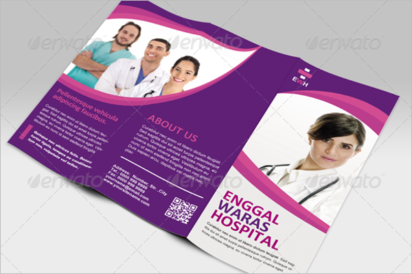 Medical Brochure Template Photoshop