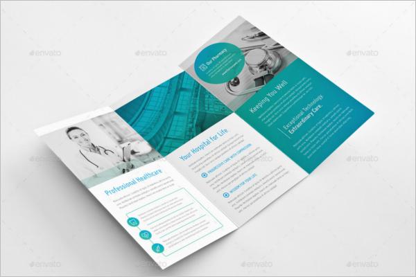 46 Medical Brochure Templates Free Pdf Examples Designs Ideas