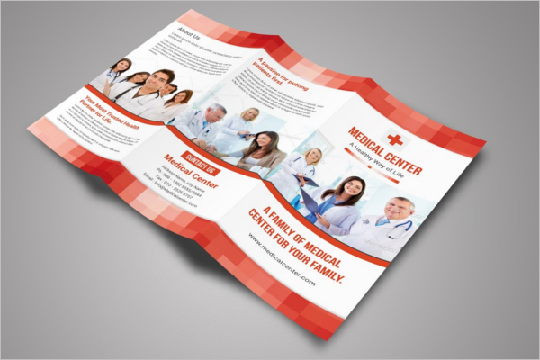 Medical Device Brochure Template