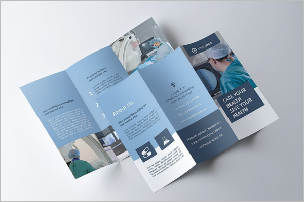 Medical Office Brochure Template