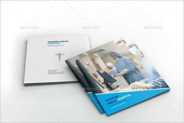 Medical Pamphlet Design