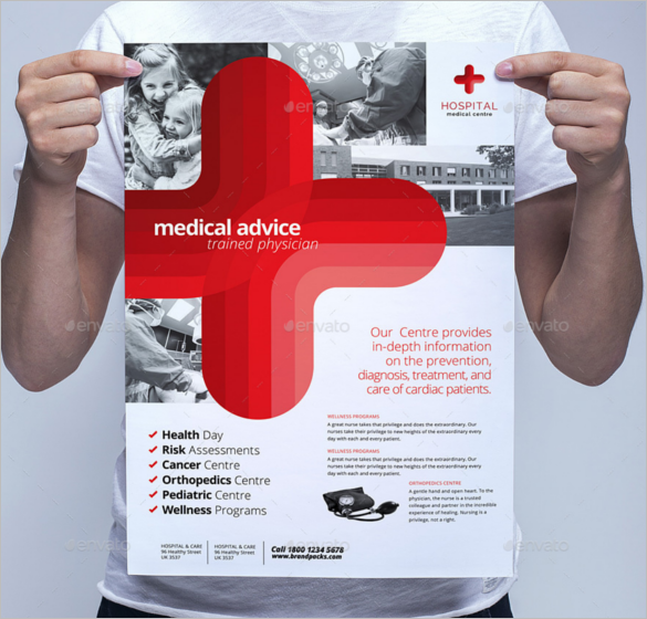 Medical Poster Design