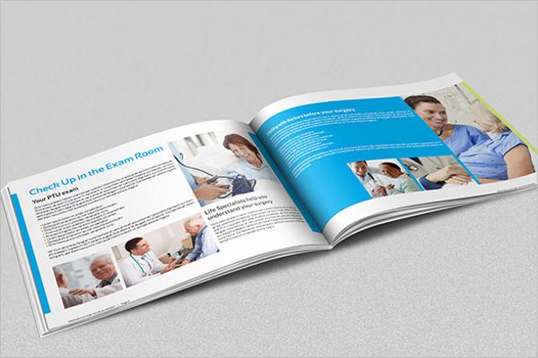 Medical Surgery Brochure Template