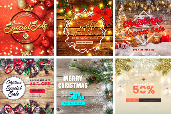 Merry Christmas Design Bundle