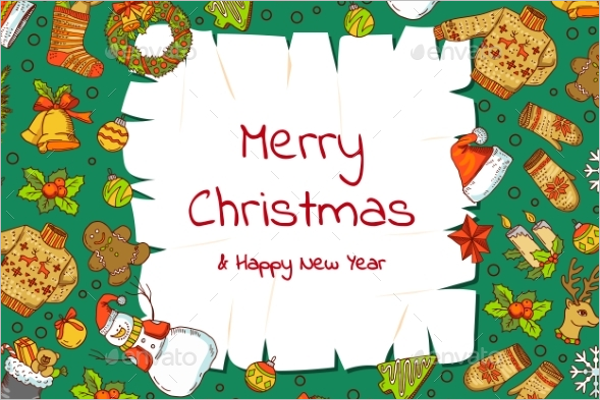 Merry Christmas Elements Vector