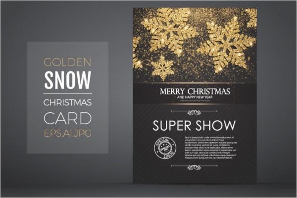 Merry Christmas Template PDF