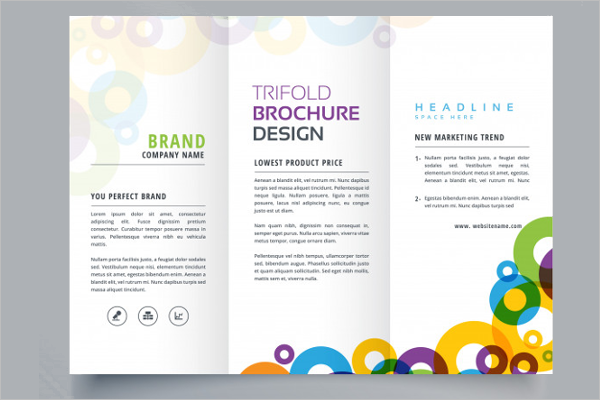 Printable Office Brochure Templates Free Designs Creative - Microsoft office brochure templates