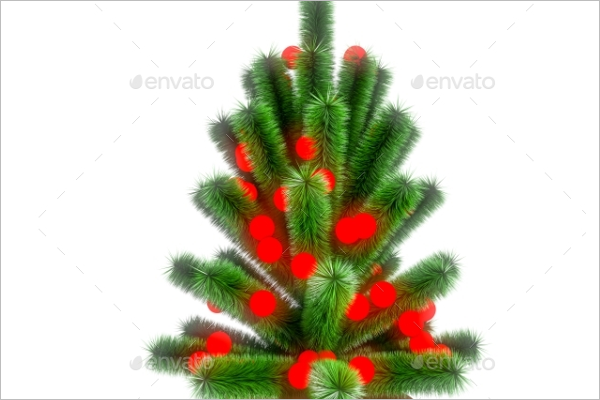 Mini Christmas Tree Design