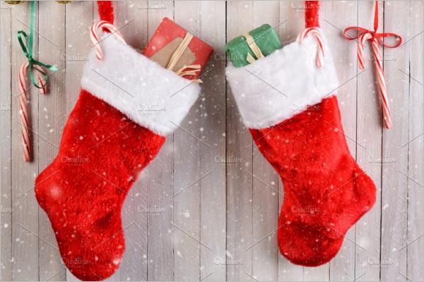 Mini Christmas Stocking Idea