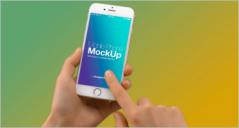 30+ Mobile Mockup PSD Templates