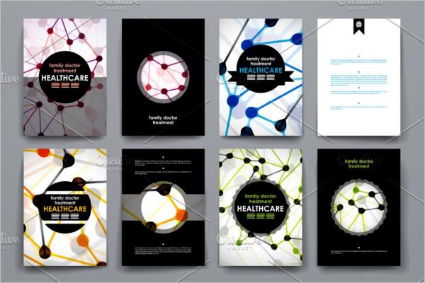 Modern Blank Brochure Template