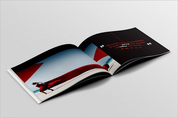 Modern Digital Brochure Design