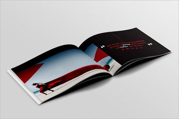 Modern Digital Brochure Design