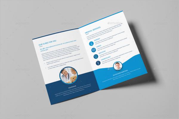 Modern Health Brochure Template