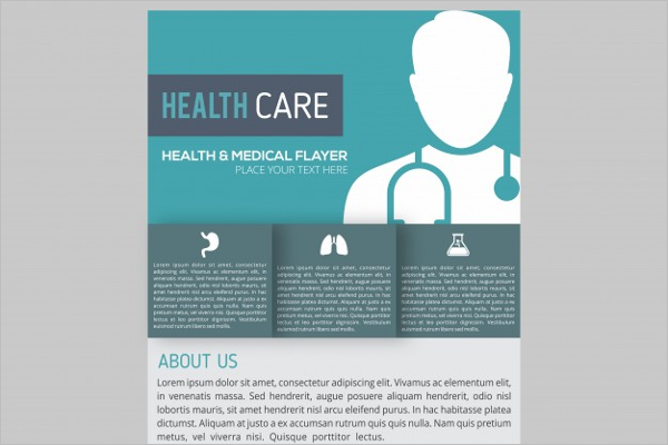 Modern Medical Brochure Template