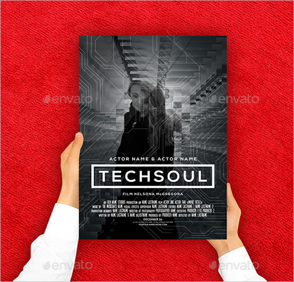 40 movie poster templates free word psd designs