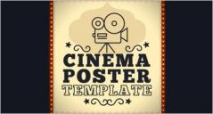 40+ Best Movie Poster Templates