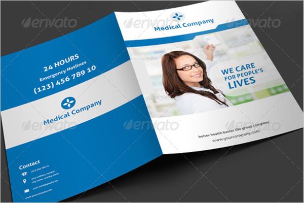 Multipurpose Medical Brochure Design