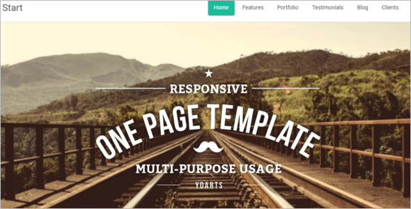 Multi Page Responsive Website Template