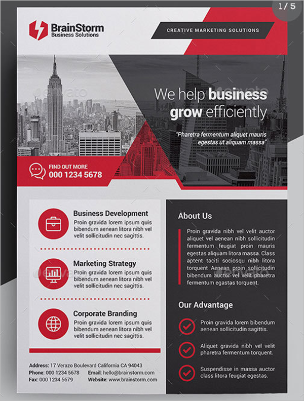 Multipurpose Business Poster Design